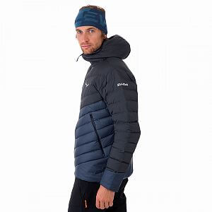 Salewa Ortles medium 2 dwn M jacket black out 2