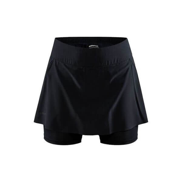 Craft PRO Hypervent Skirt 2in1 W black