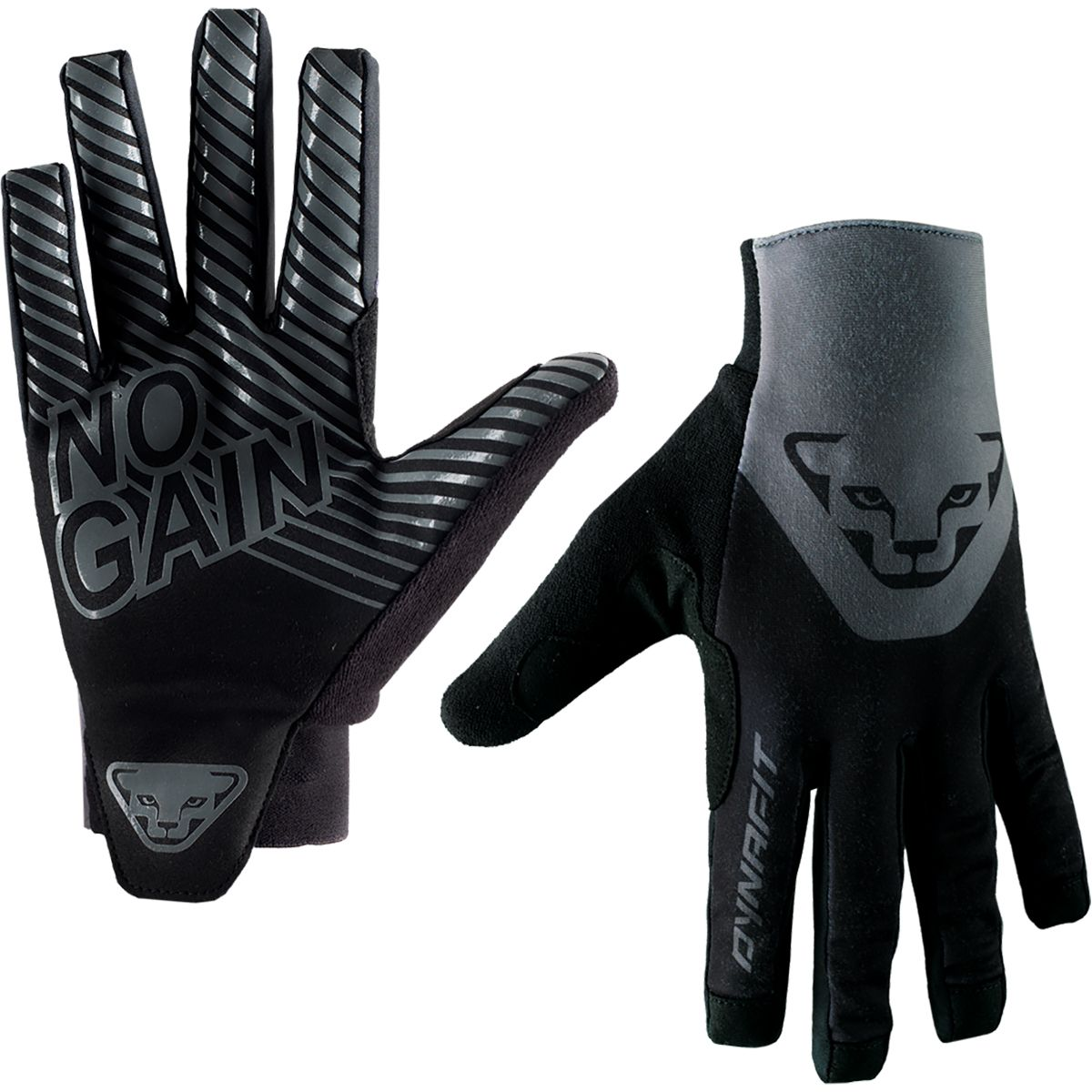 DYNAFIT DNA 2 GLOVES black/grey