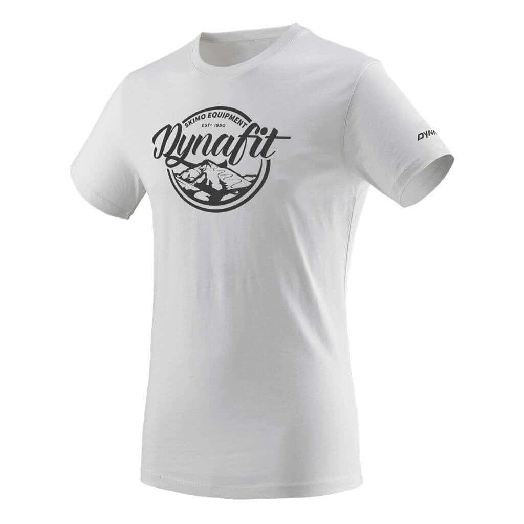 Dynafit Graphic Cotton SS Tee M nimbus