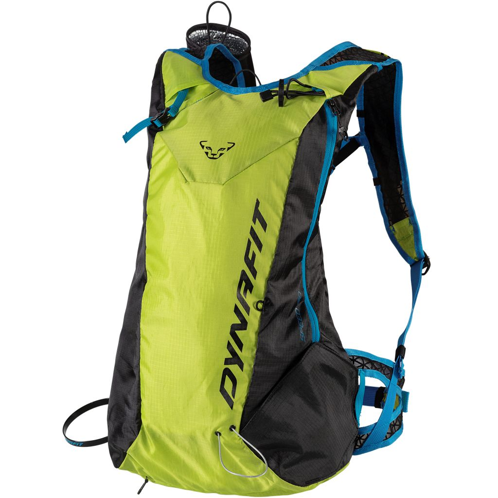 Dynafit Speed 20 backpack lime punch