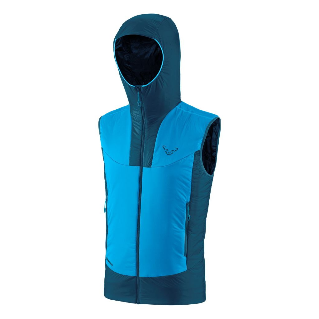 Dynafit Speed Insulation M Hooded Vest frost