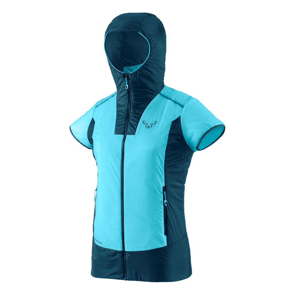 Dynafit Speed Insulation W Hooded Vest silvretta