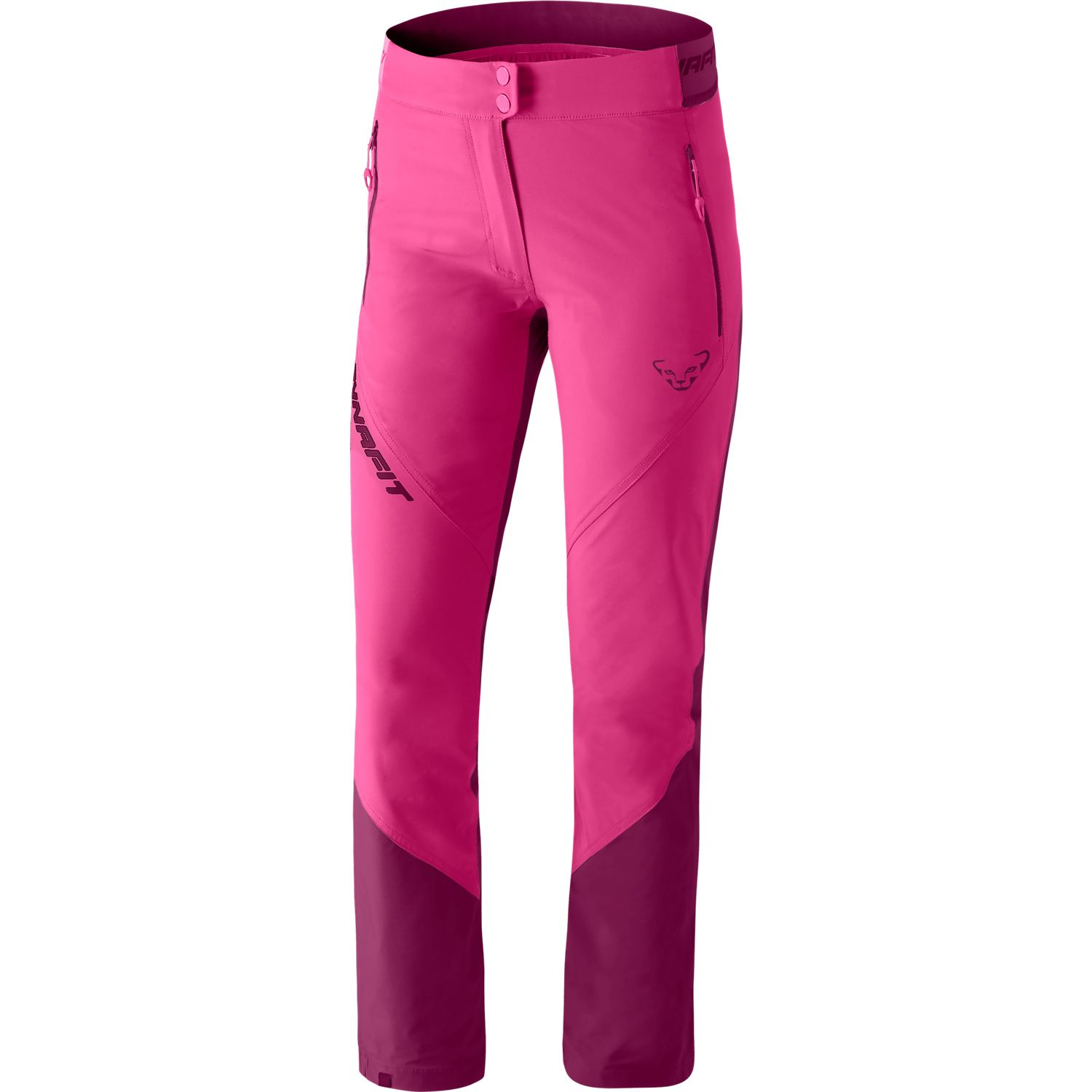Dynafit Transalper Light Dynastretch Pant W flamingo