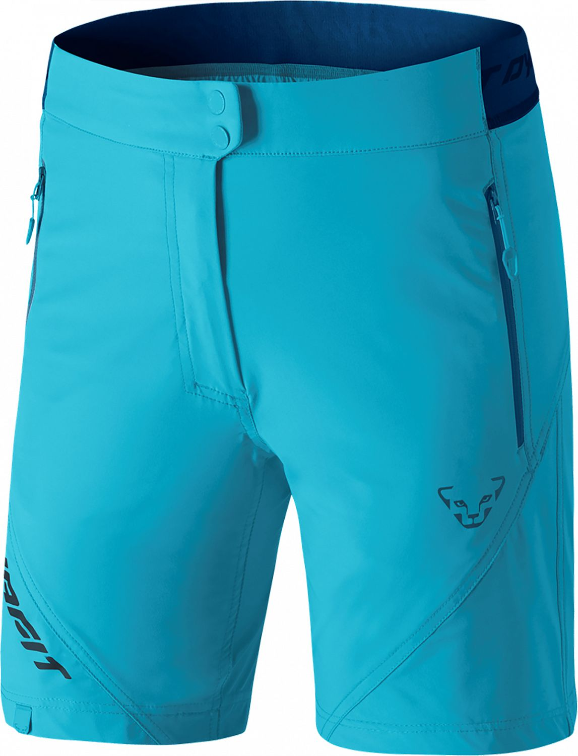 DYNAFIT Transalper Light Dynastretch Short W silvretta