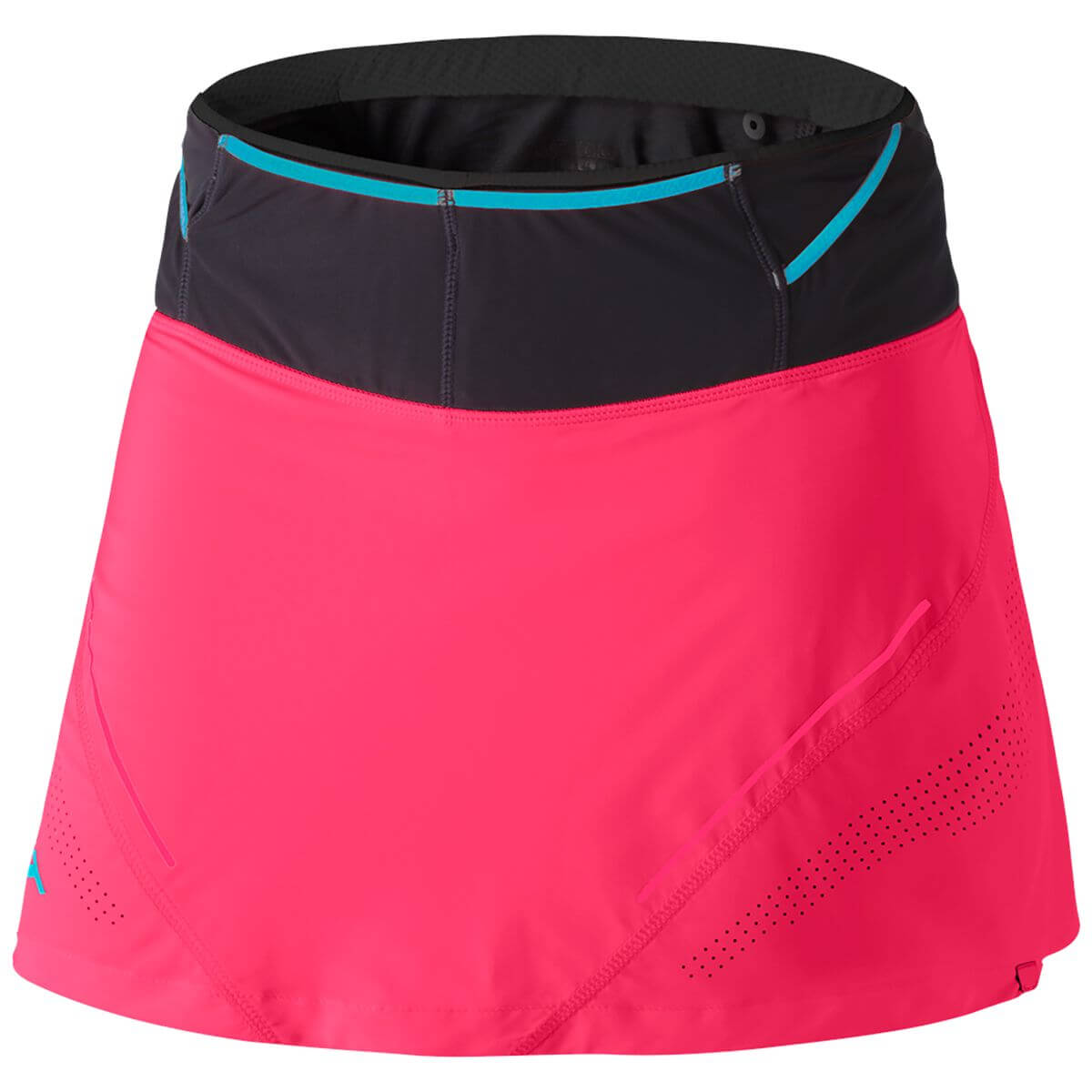Dynafit Ultra 2in1 Skirt W fluo pink