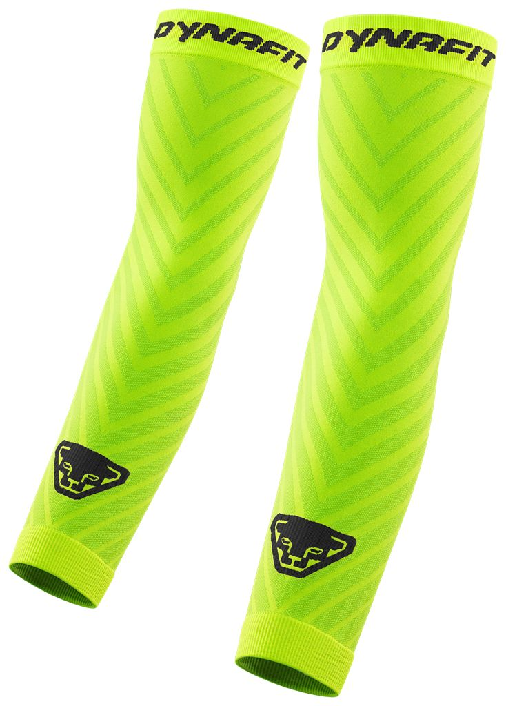 Dynafit Ultra Arm Guard fluo yellow