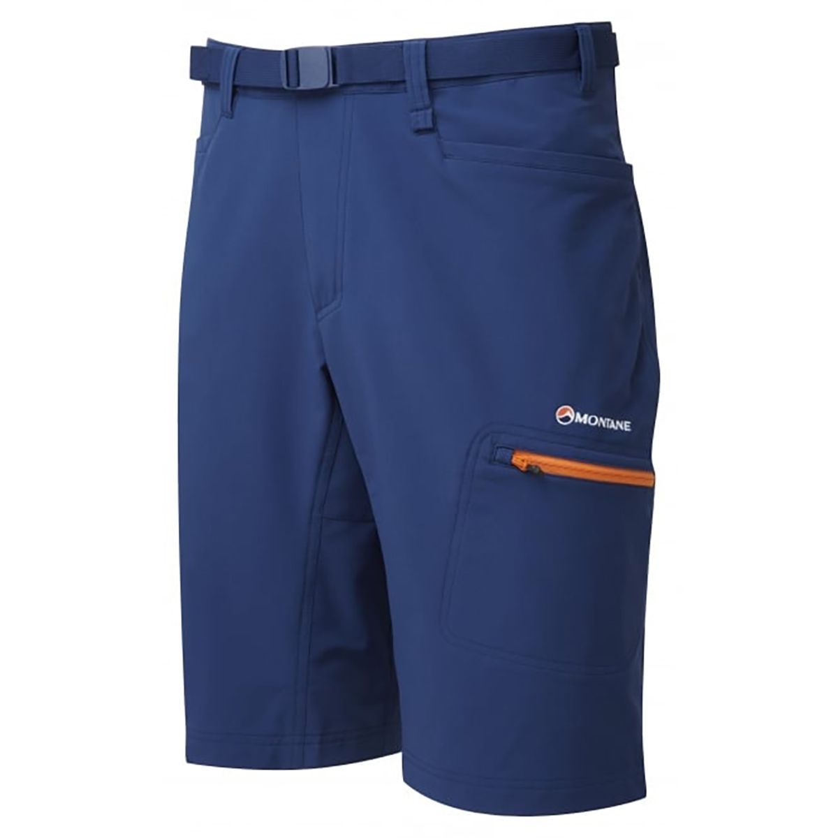 MONTANE Dynastretch Shorts M antarctic blue
