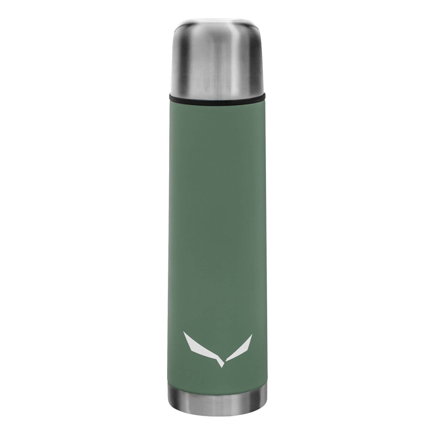 Salewa Rienza Thermo Stainless Steel Bottle 0,5 L duck green