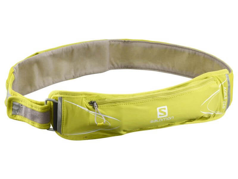 SALOMON Agile 250 Set Belt sulphur spring