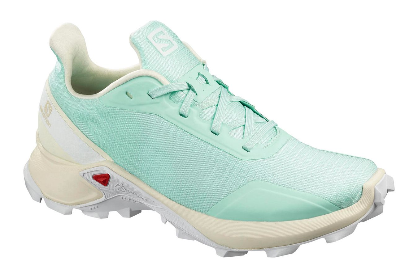 Salomon Alphacross W icy morn/vanila ice/white