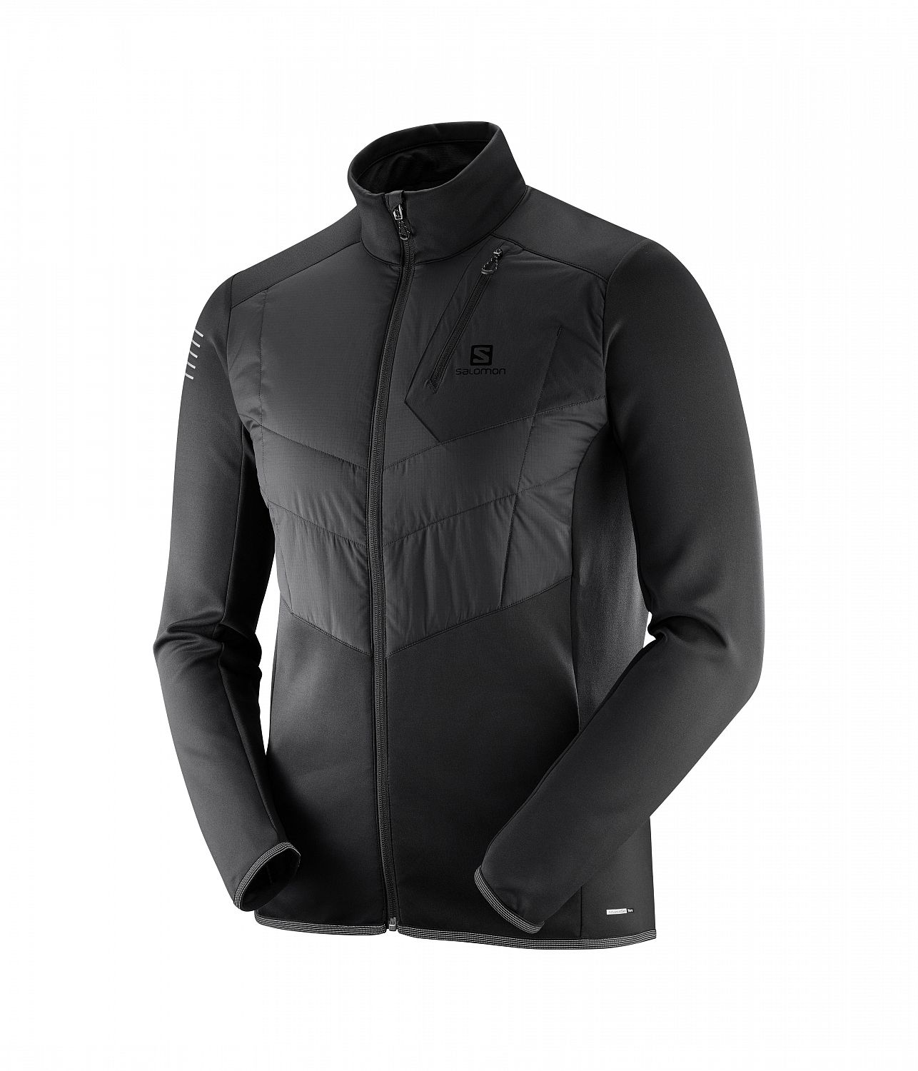 SALOMON Pulse Warm JKT M black