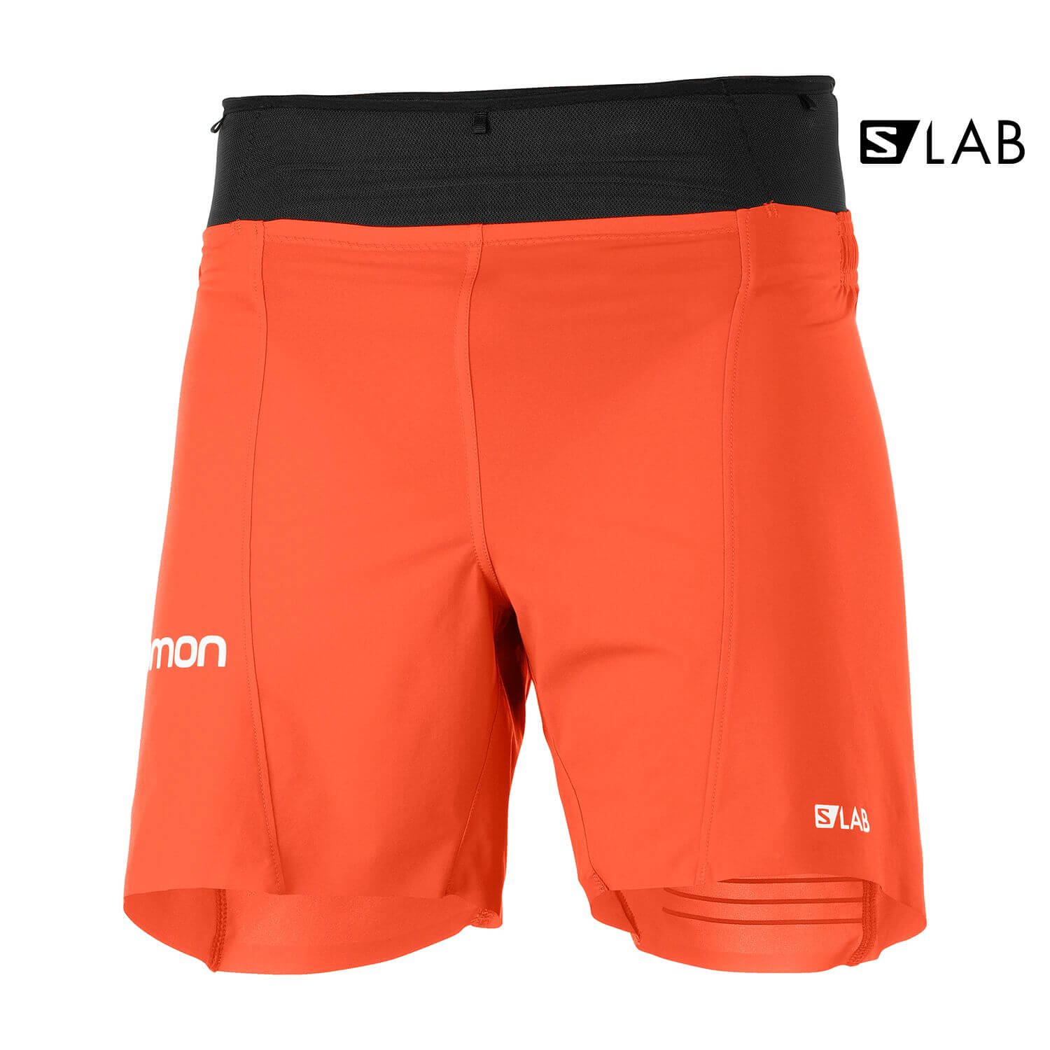 Salomon S/LAB Sense Shorts 6 M racing red/black