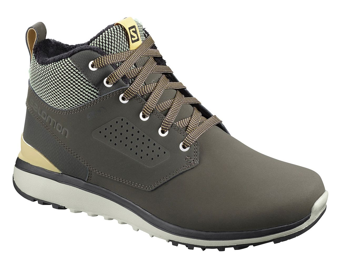 Salomon Utility Freeze CA WP M peat/mineral g