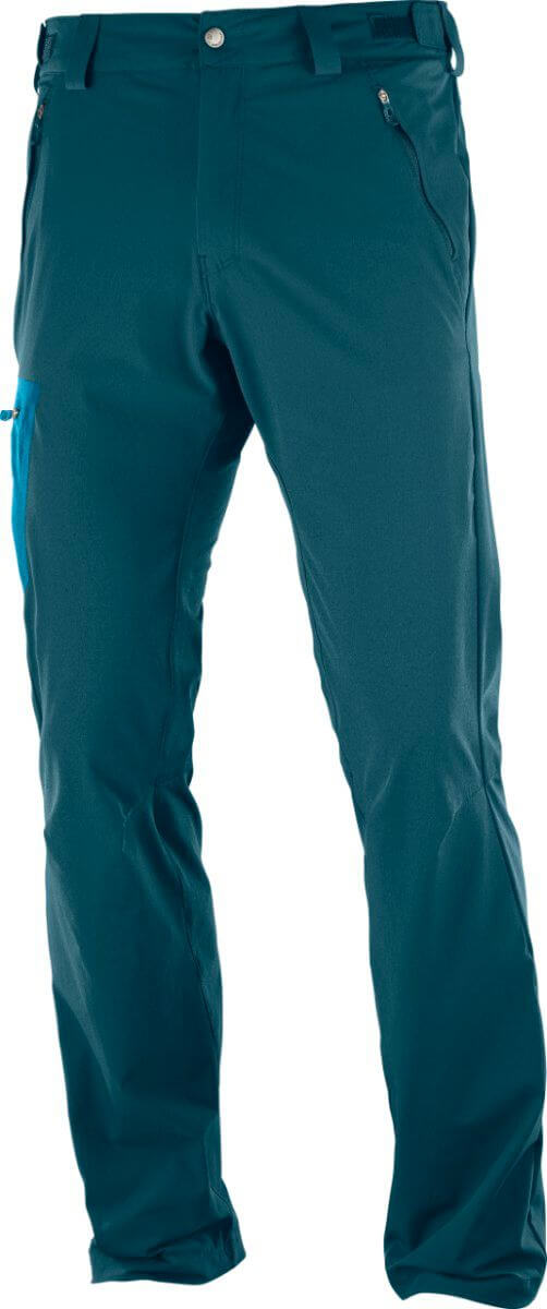 SALOMON Wayfarer Pant M reflecting pond