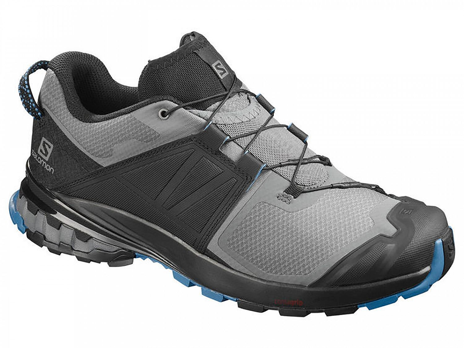 Salomon XA Wild M quiet shade/black/blue aster
