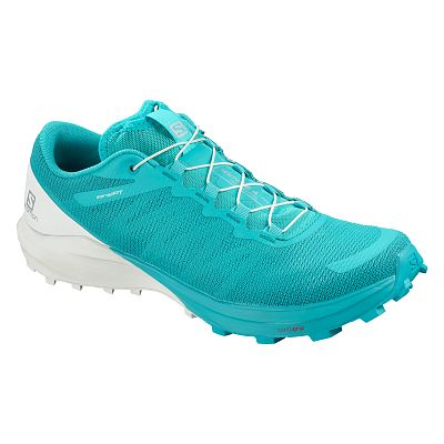 Salomon Sense 4 Pro W Bluebird/white